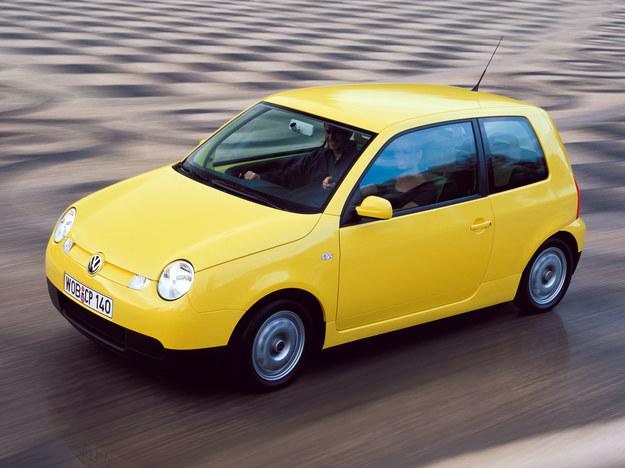 Volkswagen Lupo 3L TDI /Volkswagen