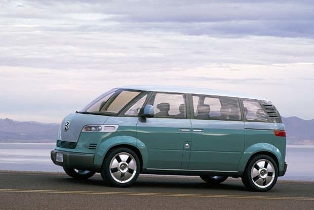 Volkswagen Microbus (kliknij) /INTERIA.PL