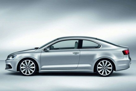 Volkswagen new compact coupe /