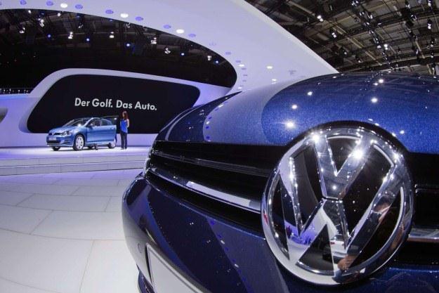 Volkswagen notuje dobre wyniki sprzedaży /INTERIA.PL