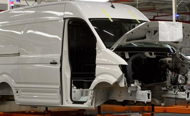Volkswagen otworzył nową fabrykę w Polsce. We Wrześni będą produkować Craftera