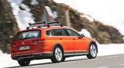 Volkswagen Passat Alltrack. Pierwsza jazda
