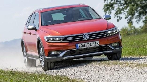 Volkswagen Passat Alltrack /Volkswagen