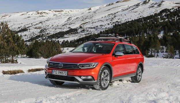 Volkswagen Passat Alltrack /INTERIA.PL
