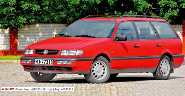 Volkswagen Passat B4 /Auto Moto