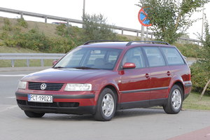 Volkswagen Passat B5 przed liftingiem (1996-2000) /Motor