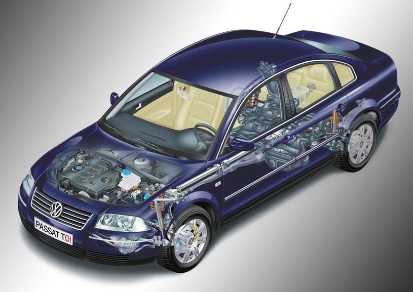 Volkswagen Passat B5 /