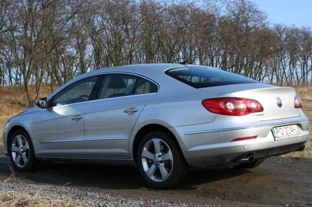 Volkswagen passat CC /INTERIA.PL