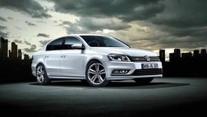 Volkswagen Passat R-Line - zadziorna twarz