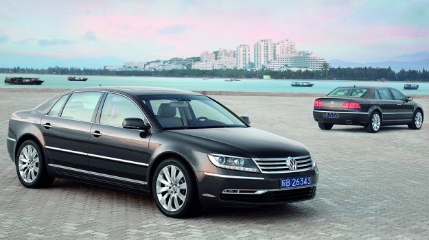 Volkswagen Phaeton (2010) /Volkswagen