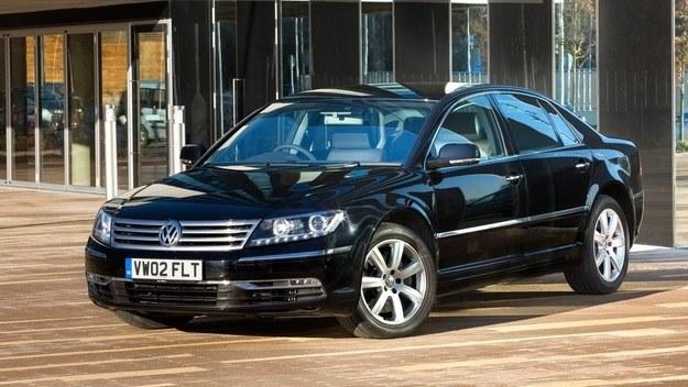 Volkswagen Phaeton /Volkswagen