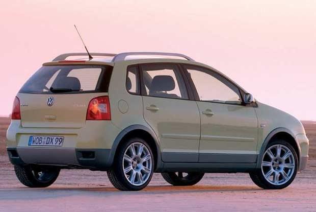 Volkswagen polo fun / kliknij /INTERIA.PL