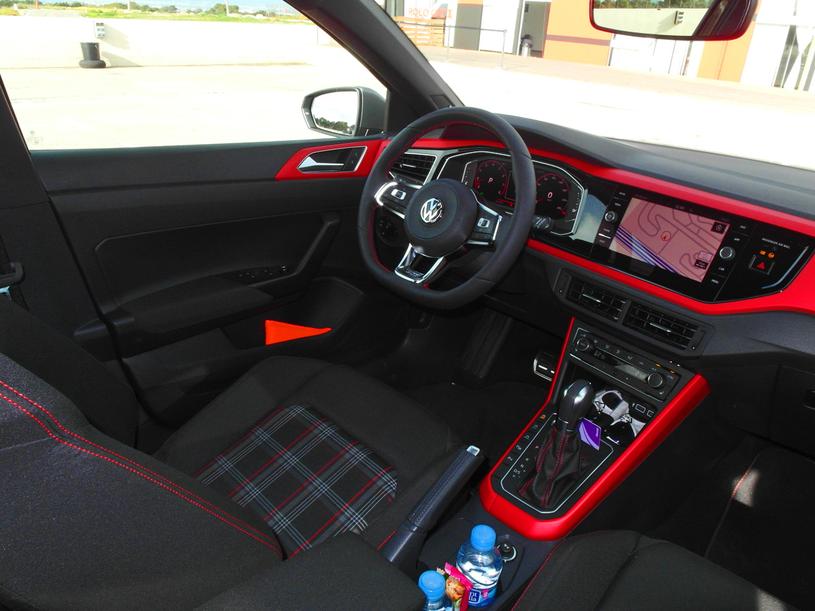 Volkswagen Polo GTI /INTERIA.PL