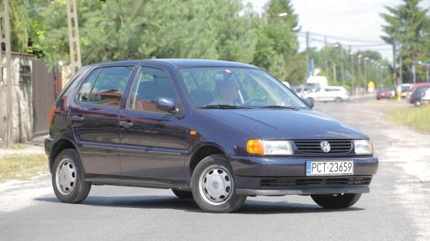 Volkswagen Polo III (1994-2001) /Motor