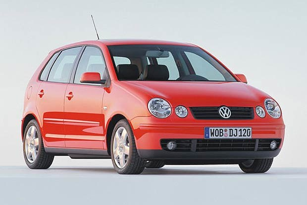 Volkswagen Polo (kliknij) /INTERIA.PL