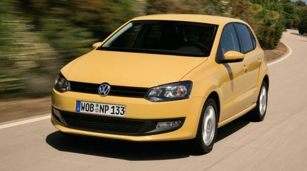 Volkswagen Polo okazał się najlepszym spośród badanych modeli. /Volkswagen