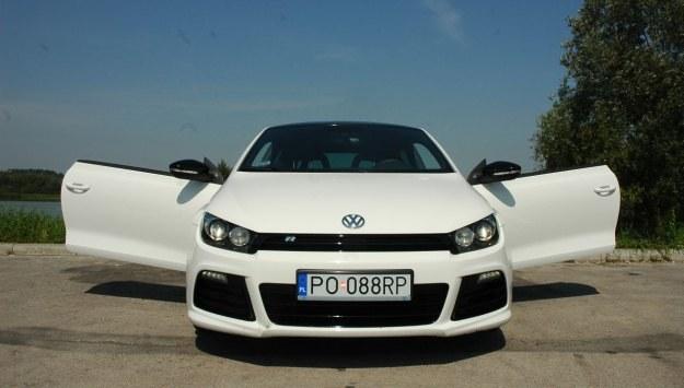 Volkswagen scirocco R /INTERIA.PL