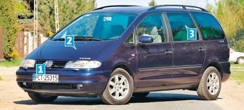 Volkswagen Sharan (1995-2010) /Motor