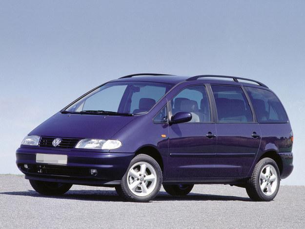 Volkswagen Sharan I (1995 – 2000) /Volkswagen