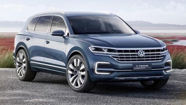 Volkswagen T-Prime Concept GTE /Volkswagen