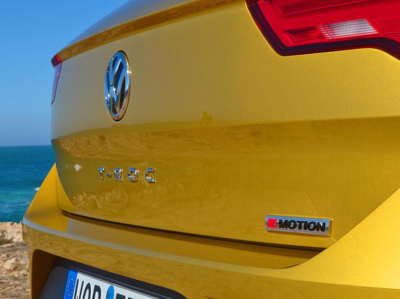 Volkswagen T-Roc /INTERIA.PL