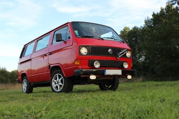 Volkswagen T3 /INTERIA.PL
