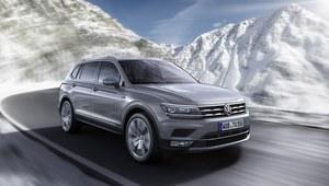 Volkswagen Tiguan Allspace - dla dużych rodzin