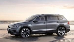 Volkswagen Tiguan Allspace z polskimi cenami