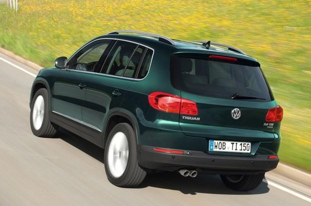 Volkswagen Tiguan /Volkswagen