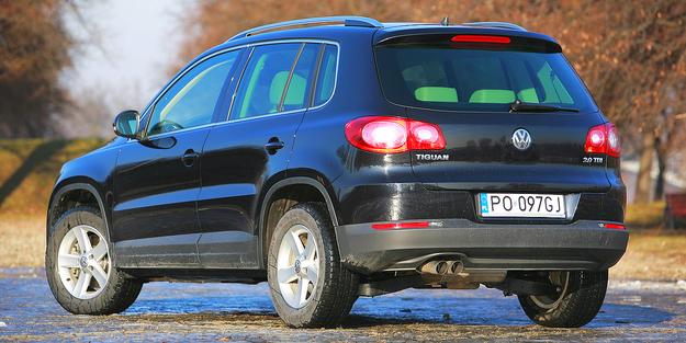 Volkswagen Tiguan /Motor