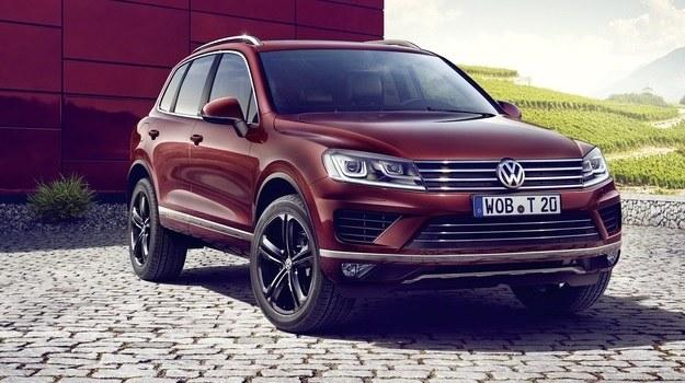 Volkswagen Touareg Executive Edition /Volkswagen