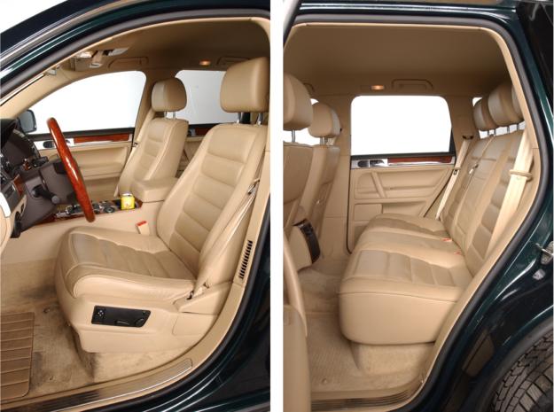 Volkswagen Touareg fotele /Motor