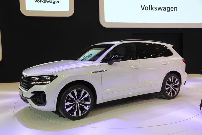 Volkswagen Touareg - premiera w Poznaniu /INTERIA.PL