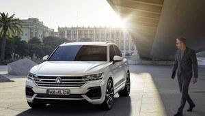 Volkswagen Touareg trzeciej generacji