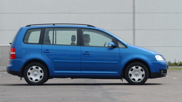 Volkswagen Touran I (2003-2010) /Motor