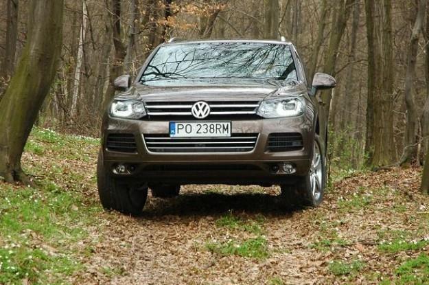Volkswagen umacnia się na pozycji europejskiego lidera /INTERIA.PL