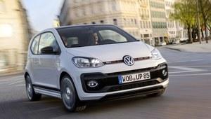 Volkswagen up! GTI - w hołdzie dla pierwszego Golfa GTI