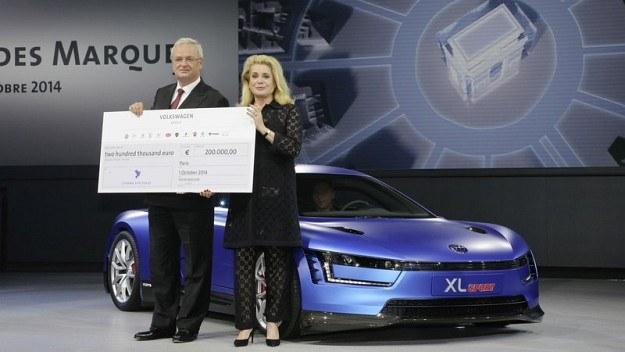 Volkswagen XL Sport /Volkswagen