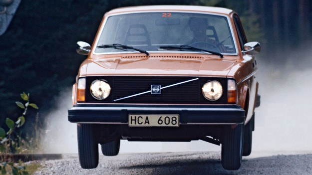 Volvo 240 (1974) /Volvo