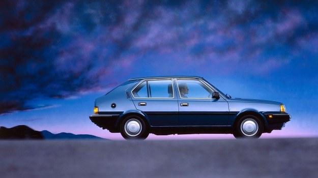 Volvo 340 (1982-1991). Wersję Diesel produkowano w latach 1984-1989. /Volvo