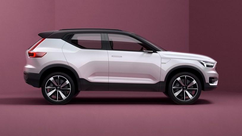 Volvo 40.01 Concept /