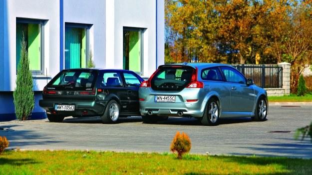 Volvo 480 i jego następca: model C30 /Motor