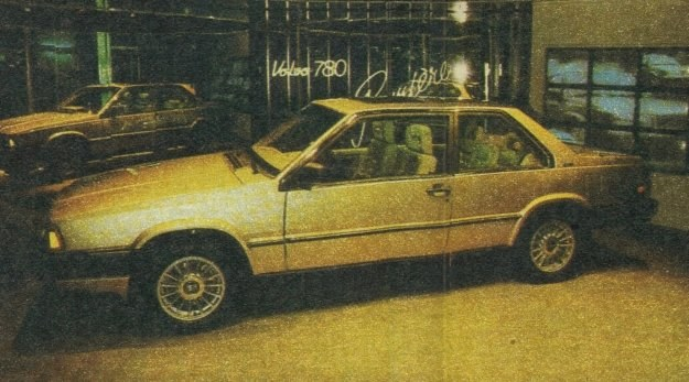 Volvo 780 produkowane ma być we Włoszech, zespoły podwozia dostarczy oczywiście fabryka szwedzka. /Motor