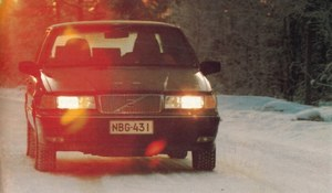 Volvo 960 - na cztery pory roku