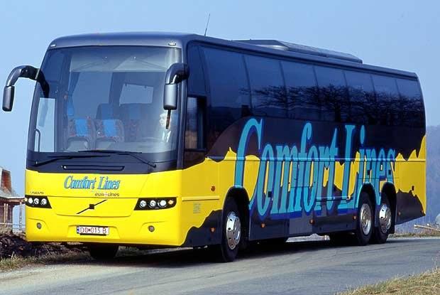Volvo 9700HD 6x2 (kliknij) /INTERIA.PL