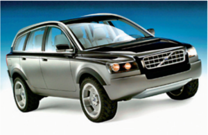 Volvo ACC /Motor