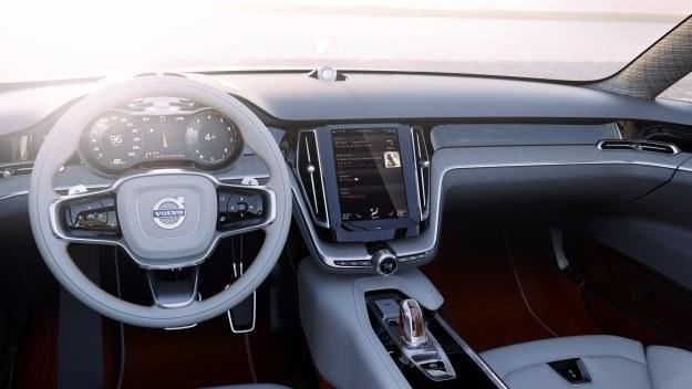 Volvo Concept Estate /