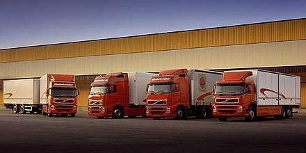 Volvo FH12, FM12 i FM9 /INTERIA.PL