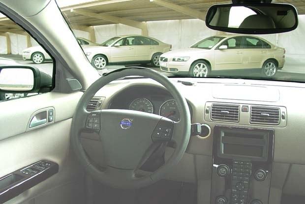 Volvo S40 (kliknij) /INTERIA.PL