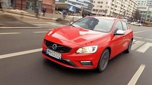 Volvo S60 D4 AT8 Drive-E R-Design Summum - test